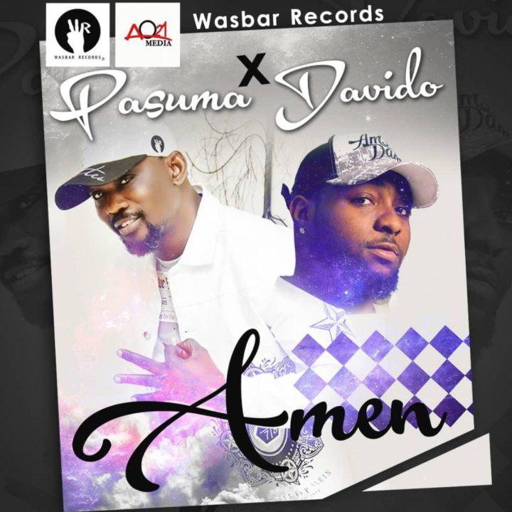 "Pasuma ""Amen"" feat. Davido [Audio]"