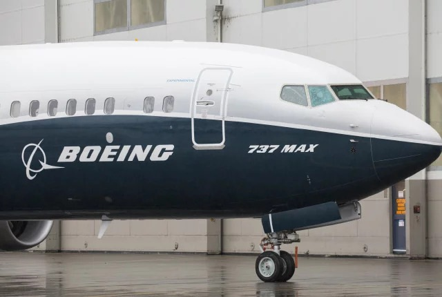 Photo of UK bans Boeing 737 MAX aircrafts from British airspace