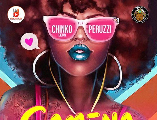"""Chinko Ekun """"Samena"""" feat. Peruzzi [Audio]"""