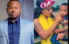 Tonto Dikeh's Ex-Husband, Churchill reacts to reports she has full custody of their son