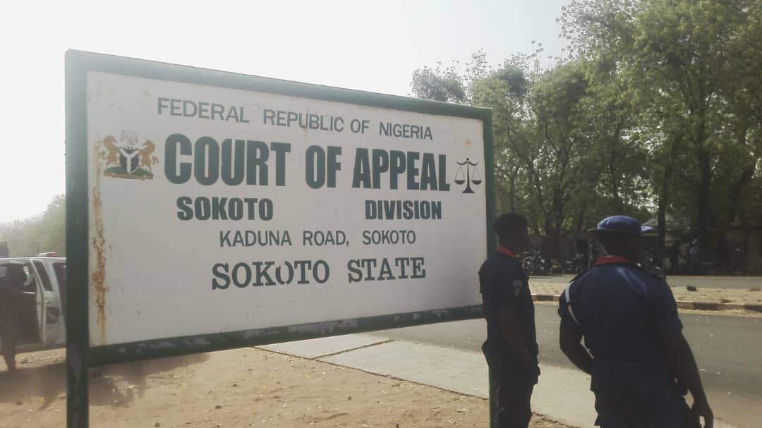 Court of Appeal Sokoto Okay ng - UPDATE! Court of Appeal voids Zamfara APC Primaries