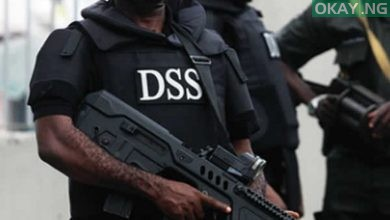 DSS Police Okay ng 390x220 - DSS, policemen cause commotion at INEC collation centre in Kano