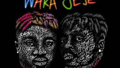 """Danny S Waka Jeje ft Olamide 390x220 - Danny S features Olamide viral song """"Waka Jeje"""" [Audio]"""
