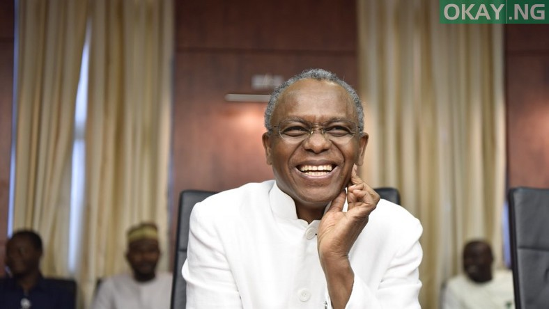 El Rufai Okay ng 2019 - JUST IN! APC's Nasir El-Rufai declared winner of 2019 governorship election in Kaduna