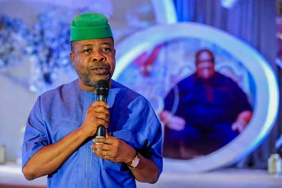 Emeka Ihedioha Okay ng - PDP's Emeka Ihedioha declared winner of Imo governorship election