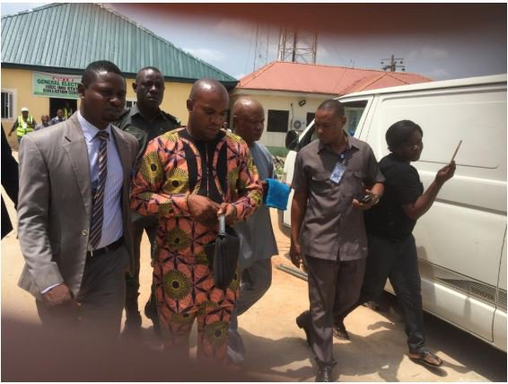 Photo of Imo collation officer arrested for altering results [Photo]