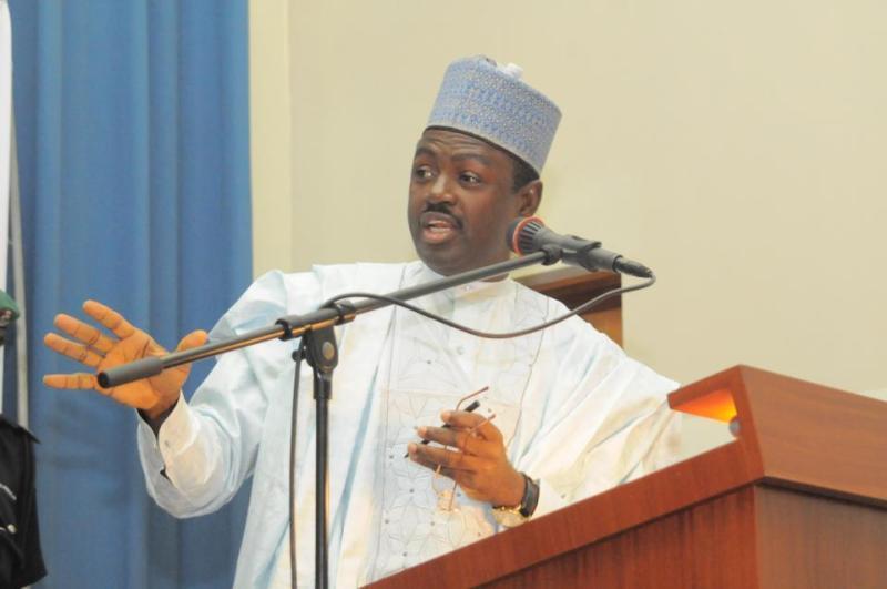 Labaran Maku denies dumping governorship ambition in Nasarawa