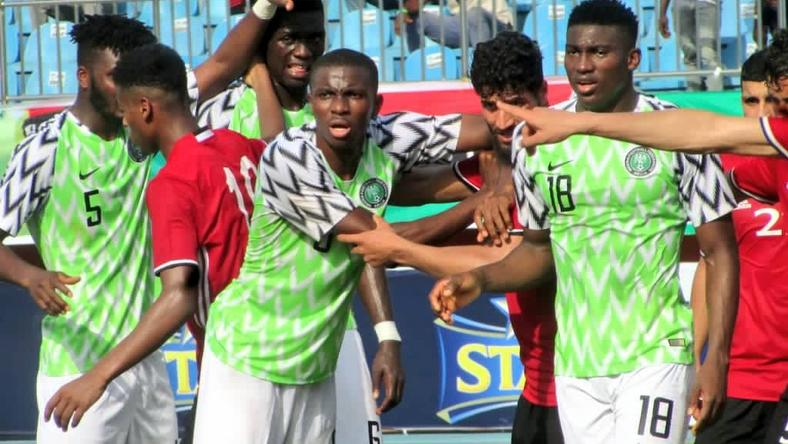 Nigeria Okay ng - Nigeria defeats Libya to qualify for U-23 Africa Cup of Nations