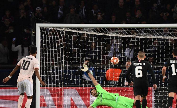 UEFA finally speaks on Manchester United VAR penalty decision against PSG