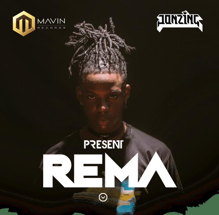 Rema Okay ng - Meet Rema, Mavin Record's new signee – Listen to his four debut singles
