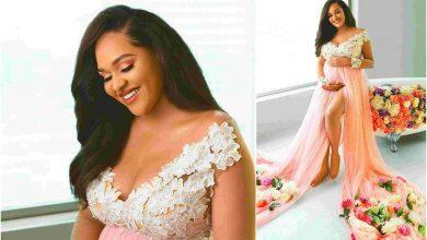 Tania Omotayo Baby Okay ng 390x220 - Tania Omotayo becomes a mother as she gives birth to Baby girl