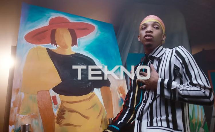 """Tekno """"Woman"""" [Video]"""