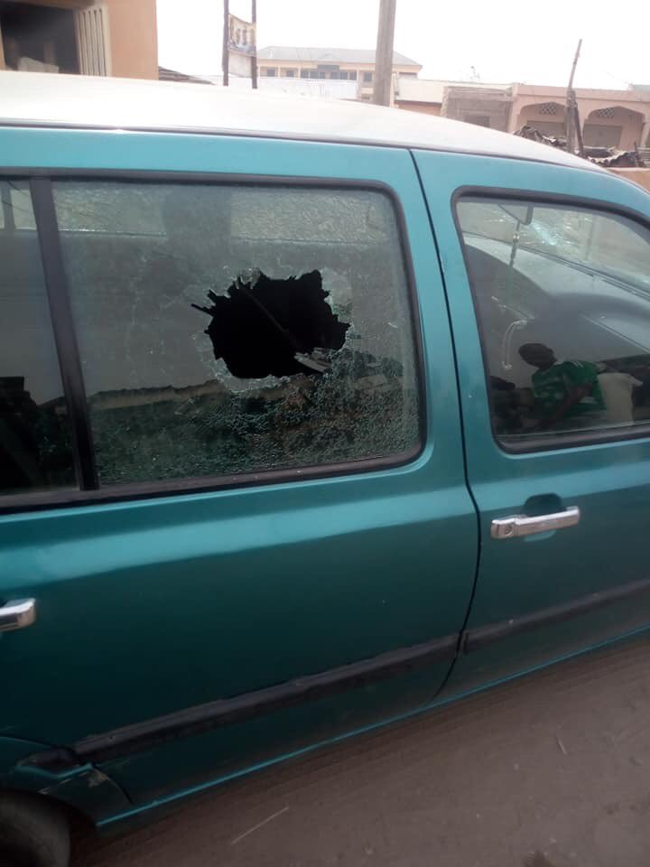 Thugs Kano - Thugs disrupt electoral process in Kano, journalists attacked