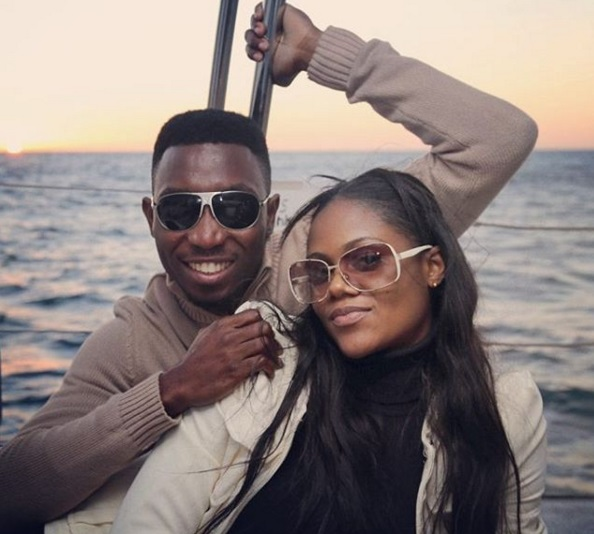 Timi Dakolo and wife Okay ng - Timi Dakolo praises wife as they celebrate their 7th wedding anniversary