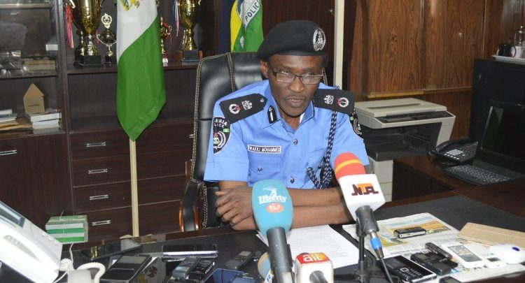 Photo of Police arrest commissioner for leading thugs to disrupt election in Kano