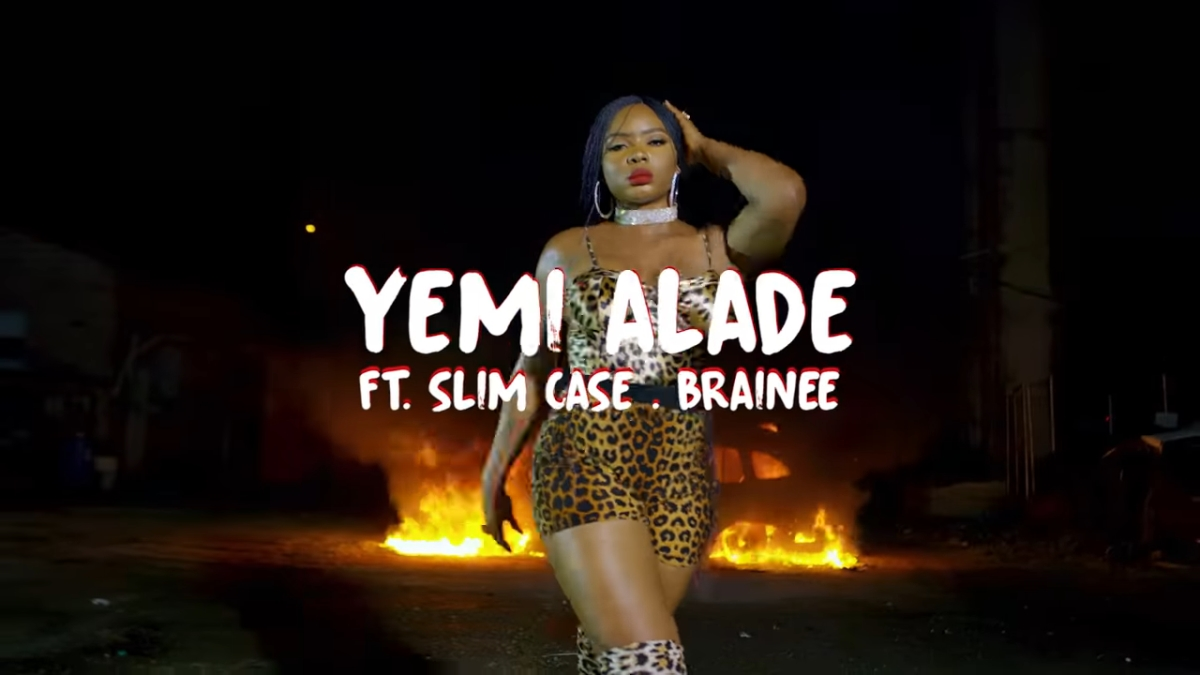 "Yemi Alade ""Yaji"" feat. Slimcase & Brainee [Video]"