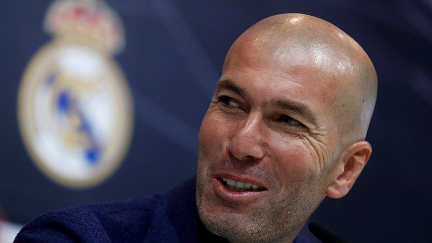Zidane reveals why he returned to Real Madrid