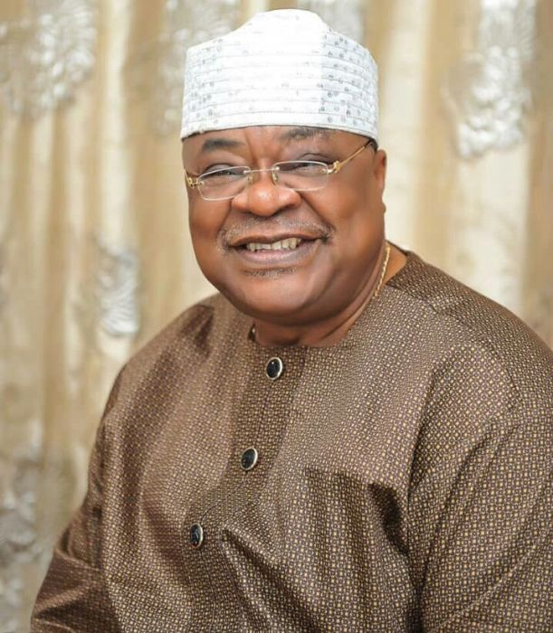 alao akala Okay ng - Alao-Akala declares support for APC candidate as he dumps ambition to run for governor in Oyo