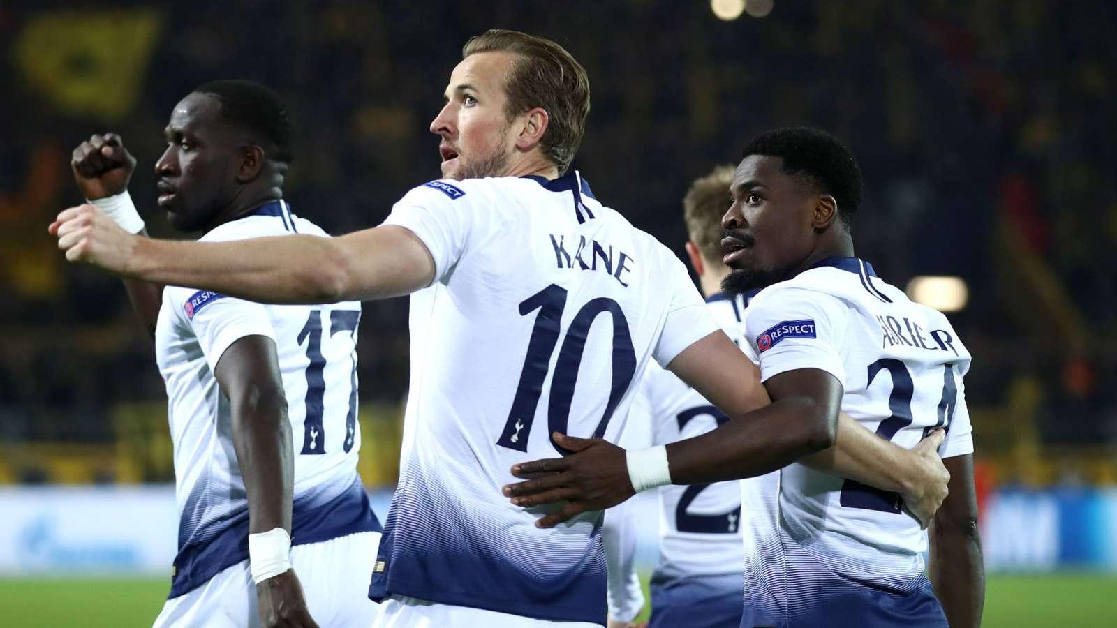 kane cropped 1uikavkl787ee1qsxmx08j8zyk - Borussia Dortmund vs Tottenham 0-1 (0-4 agg): UEFA Champions League Report & Highlights
