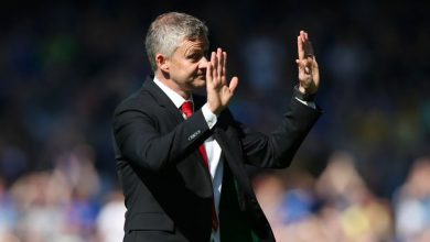 0 Everton FC v Manchester United Premier League 390x220 - Solskjaer apologises to Manchester United fans after a shocking 4-0 away defeat to Everton