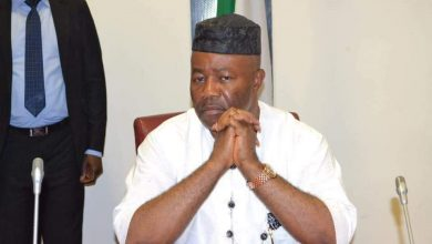 Photo of INEC: Akpabio can't be replaced in Akwa Ibom senatorial rerun