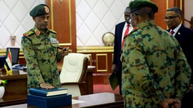 Awad Sudan Okay ng 390x220 - Awad Ibn Ouf, Sudan defence minister, sworn in as chief of military council