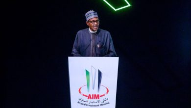 Buhari Dubai Okay ng 390x220 - Buhari speaks at Annual Investment Meeting in Dubai [Read Speech]