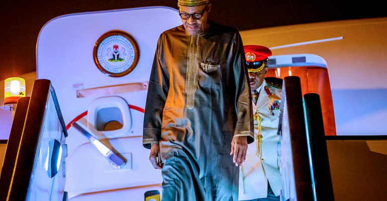 Photo of Buhari scheduled to leave Abuja for Chad on Saturday