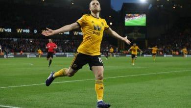 D48TiQrWAAUae9N 390x220 - Wolverhampton Wanderers thrash Arsenal 3-1 in Premier League game [Video]