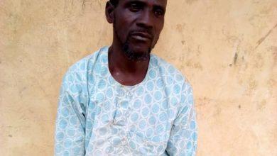 D4hUboTX4AAo5WY e1555687095652 390x220 - Again! Nigerian Troops nab four suspected informants to bandits in Zamfara [Photos]