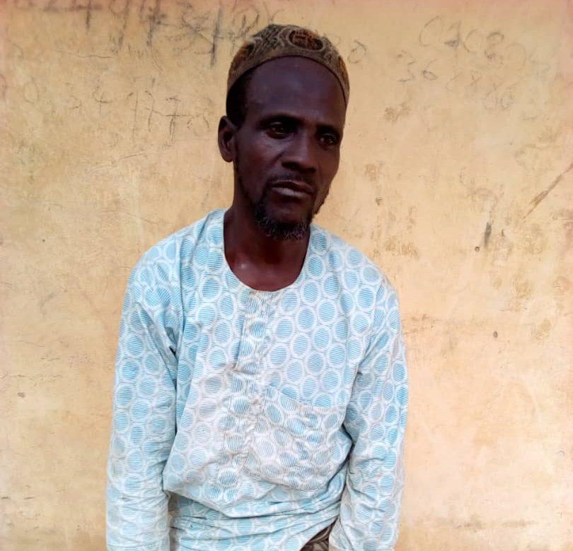 D4hUboTX4AAo5WY e1555687095652 - Again! Nigerian Troops nab four suspected informants to bandits in Zamfara [Photos]