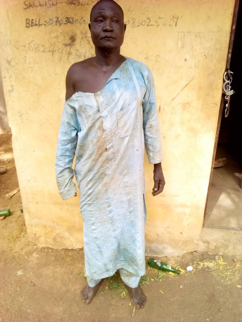 D4hUcE0X4AEst81 - Again! Nigerian Troops nab four suspected informants to bandits in Zamfara [Photos]