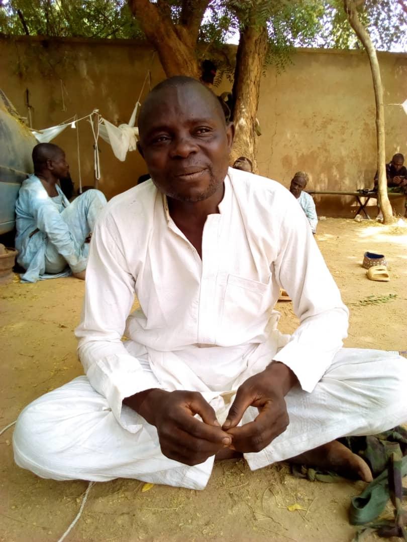 D4hUdnaX4AA04tn - Again! Nigerian Troops nab four suspected informants to bandits in Zamfara [Photos]