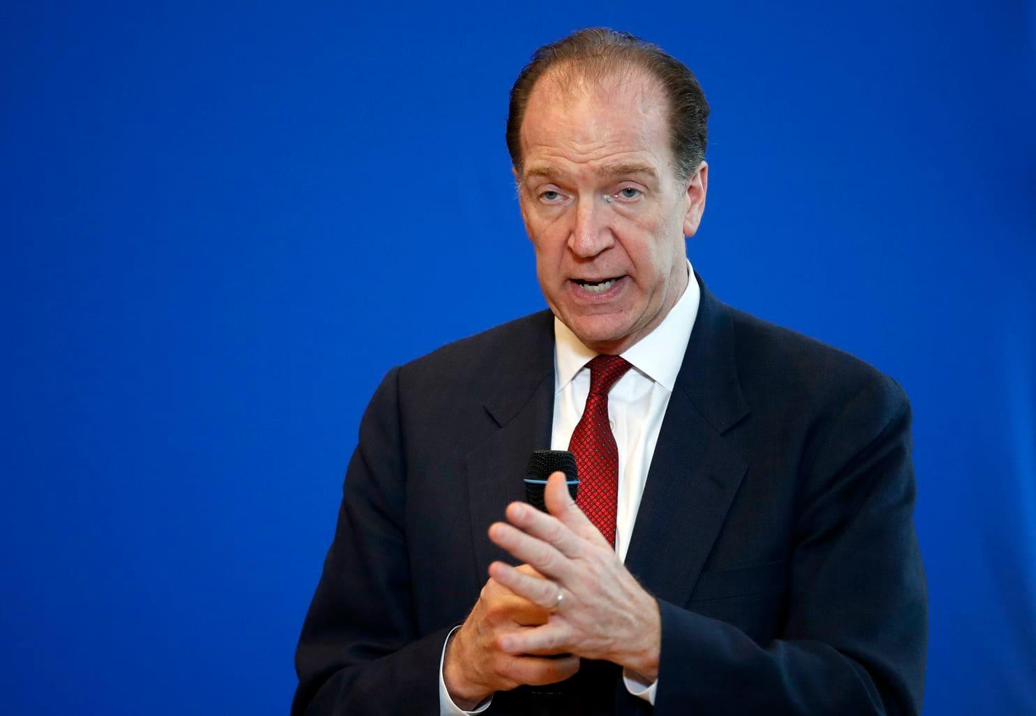 David Malpass Okay ng - David Malpass emerges new World Bank president