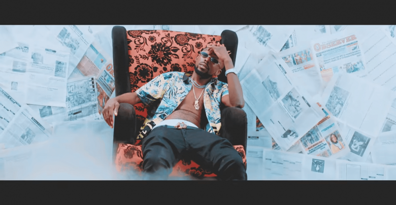 Photo of WATCH: Erigga drops video for 'Situation Room' feat Brenny Jones
