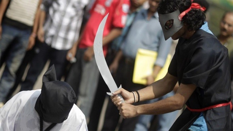Execuation Okay ng - Saudi authorities releases names of 23 Nigerians awaiting death execution for drug trafficking