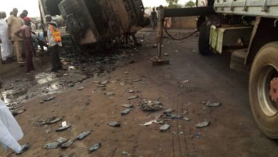 Gas Tanker 6 Okay ng 1 390x220 - Number of dead persons in Gombe tanker explosion rises to 16