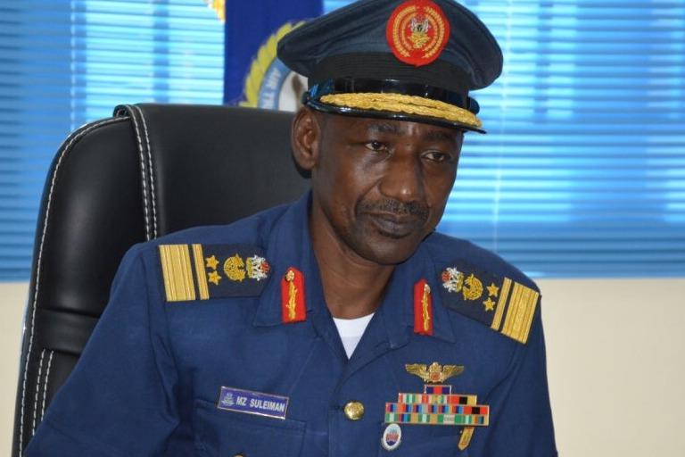 Ibikunle Daramola Okay ng - NAF responds to Emirs in Zamfara, denies killing innocent civilians during air strikes