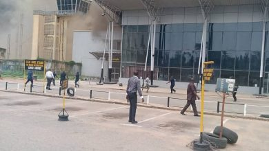 Imo Airport Okay ng 390x220 - Imo Airport Fire: FAAN begins investigations