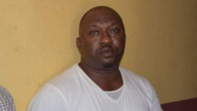Killer Police 1 1 653x365 390x220 - Court remands Kolade Johnson's killer in prison for another 35 days