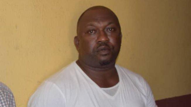 Killer Police 1 1 653x365 - Sacked officer who killed Kolade Johnson arraigned in Court
