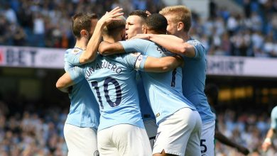 Manchester City Tottenham EPL Okay ng 390x220 - Manchester City tops Premier League table after defeating Tottenham 1-0 [Video]
