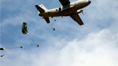 NAF parachute training Okay ng 390x220 - Air Force airman dies during parachute training in Kaduna