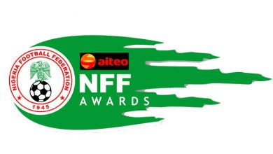 NFF AWARDS LOGO Okay ng 390x220 - Full List of winners at the 2018 AITEO/NFF Awards