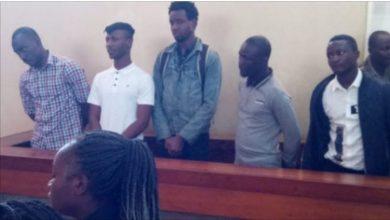 Nigerians Kenya 390x220 - 33 Nigerians arrested in Kenya for illegal migration