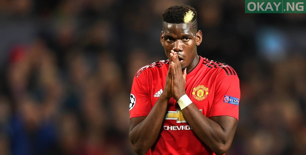 Pogba Okay ng - Pogba speaks on possibility of United defeating Barcelona at Camp Nou