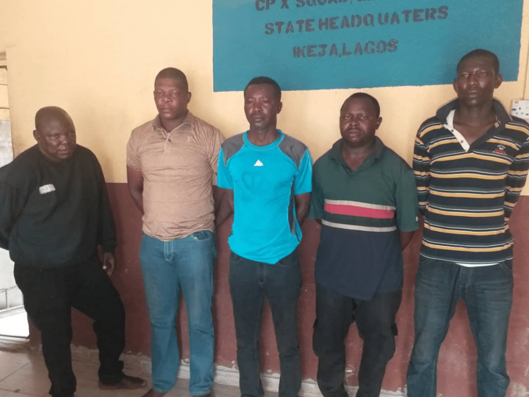 Police Ajegunle Okay ng - Lagos Police arrest five officers, declare inspector wanted for killing lady in Ajegunle