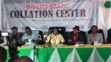 Rivers Collation Okay ng 390x220 - Rivers 2019: Official governorship election results – LIVE UPDATES