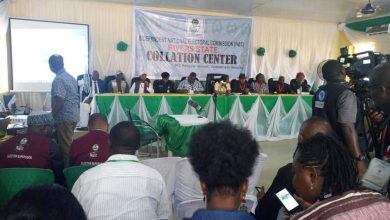 Rivers state Okay ng 390x220 - JUST IN! INEC continues results collation in Rivers state