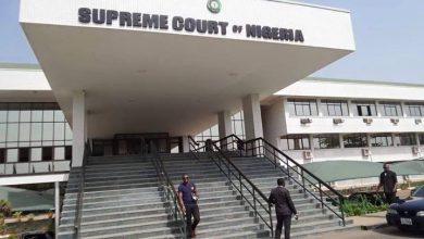 Supreme Court of Nigeria Okat ng1 390x220 - Supreme Court dismisses Magnus Abe's suit on APC primaries in Rivers